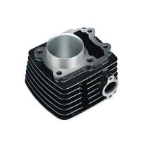 Buy cheap Wear Resistance Cast Iron Motorcycle Engine Block , Iron Engine Block 53mm Diameter Bajaj 100 product