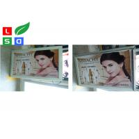 China Easy Clip Open LED Light Box Frame UV Printed Fabric For Outdoor Image Sign on sale