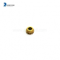Buy cheap 15T Bronze Gear ATM Machine Parts Wincor Clamp Motor Gear product