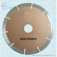 Buy cheap Diamond Segmented Saw Blades for Porcelain - DSSB04 product