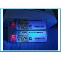 Quality Functional COA License Sticker Windows 8.1 Professional OEM Pink / Blue Color for sale