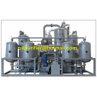 Buy cheap Engine Oil Distillation System, Base Oil Distillated Production Line product
