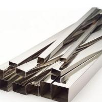 Buy cheap SS 304 316 316L Square Welded Tube Welding Square Tubing For Construction product