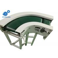 Buy cheap Customized 180 Degree Belt Conveyor , High Reliability Power Curve Conveyor product
