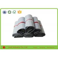 Buy cheap White / Black Color Printed Poly Bags Moisture Proof PVC PE Post Bags product
