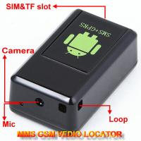 Buy cheap GF-08 GSM MMS Video Photo Transmit Camera Recorder GPS Tracker Aduio Listening Bug 3-in-1 product