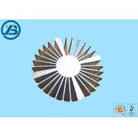 Buy cheap Magnesium Extruded Profiles For Round Heat Sink Radiator AZ31B ME20M AZ80A product