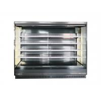 Buy cheap Commercial Open Display Fridge , Fruit And Vegetable Display Fridge Freezer product