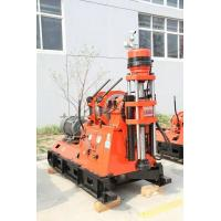 China Portable Core Drilling Rig Hole Depth 1000m For Petroleum Natural Gas on sale