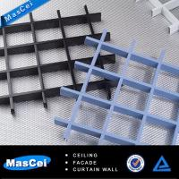Quality Aluminum ceiling tiles PVC ceilings and open ceiling tiles for sale