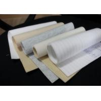 China Air Filtration media high temperature fabric cloth Nomexneedle filter fabric wholesale