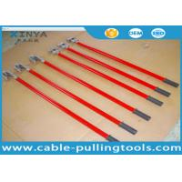 China ARC Opening Type Telescoping Electrical Hot Stick For Line / Substation Construction wholesale