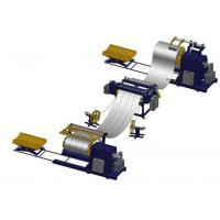 Buy cheap 30KW Electric Metal Slitting Machine , High Speed Slitting Cutting Machine product