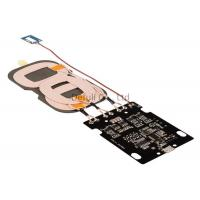 Buy cheap Qi Wireless Charger PCBA Circuit Board A6 3 Coils USB Output For Samsung product