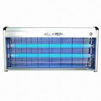 Buy cheap Electronic Insect Killer with Aluminum Casing, Stainless Steel Grid and 40W Power product