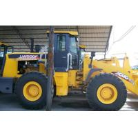 Buy cheap LW500FN Wheel Loader Earth Moving Machinery With Intelligent Operation product