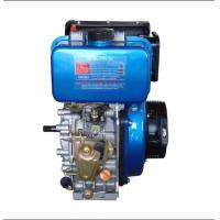 Kick Start Air Cooled Diesel Engine 450*390*480mm , CE / ISO9001 Certification