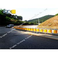 Buy cheap Foam Roller Fence Safety Roller Barrier Q235 Hot Dip Galvanizing Metal Material product