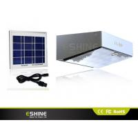 Buy cheap High lumen Solar Sensor Wall Light 5Watt 2200mAh dim for Billboard product
