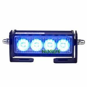 Buy cheap LED warning bars police car  LED strobe light beacon 2W DC12V with holder for car product