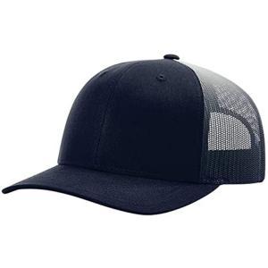 Buy cheap Adults 58cm Flat Brim Snapback Hats Curved Brim Trucker Caps product