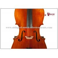 Quality Professional Musical Instrument Cello High Grade Handmade Flamed Oil Varinsh for sale