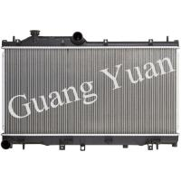Buy cheap Aluminum Brazed Auto Radiator Replacement, Subaru Forester Radiator 2.0XT Limited H4 2.0L 13424 product
