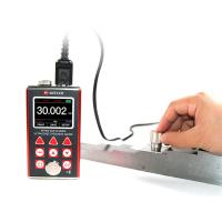 Buy cheap Extruded Aluminum Digital Ultrasonic Thickness Gauge Equiped With Bluetooth Printer MT660 product