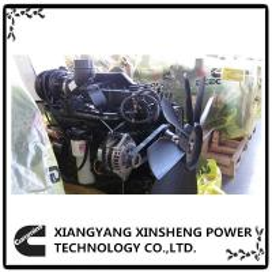 Buy cheap 6CTA8.3-C215 Cummins Diesel Engine Assembly For DAEWOO,HITACHI,CAT,DOOSAN,KOBELCO product