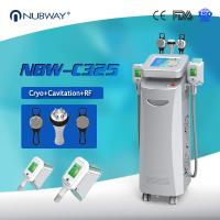 Buy cheap cryolipolysis slimming machine, fat freeze weight loss, 5 handles,  China manufacturer, USA hot, from wholesalers