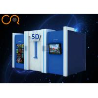 Buy cheap CE SGS 5D Cinema Equipment 6dof Motion Platform With Special Effect System from wholesalers