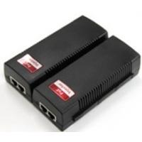 Buy cheap 1-Port  10 / 100M Power Over Ethernet Injector with 15.4W , POE Adapters product