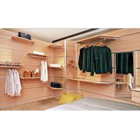 Buy cheap Suspended Type MDF DIY closet, Bedroom Furniture DIY Wardrobe Closet With Sliding Door product