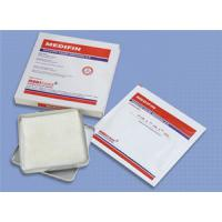 Buy cheap curing plasters paraffin gauze dressing product