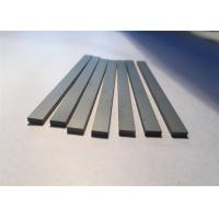 Buy cheap Metal Cutter Tungsten Carbide Strips  High Elastic Modulus Suitable For Treating Solid Wood product