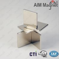 China 15x15x15mm Super Strong Sintered Neodymium Magnets For Hot Selling Neodymium Magnet on sale