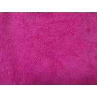 Buy cheap Red colorful warp terry cloth 50*60 textile microfiber household cleaning towel product