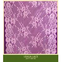 China Hot Selling and nice quality Nylon Spandex Stretchy Brazil Lace from China on sale