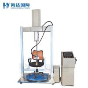 China BIFMA X5.1-2002 Furniture Testing Machines , Office Chair Rotating Testing Machine on sale