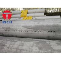 Buy cheap Duplex 2205 Stainless Steel Tube GB/T21833 ASTM A276 S31083 Annealed Surface product