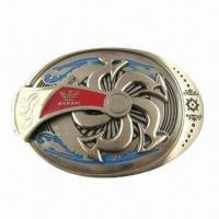 Buy cheap Belt Buckle, Lead- and Nickel-free, OEM Orders are Welcome product