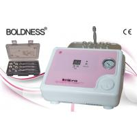 Quality Mini Skin Whitening Microcurrent Facial Equipment , RF Beauty Machine 5MHz for sale