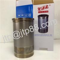 Buy cheap 4M40 4M40T Piston Cylinder Liner Kit With Dia 95mm / Mitsubishi Diesel Engine Parts product