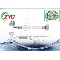 Buy cheap GHT90° End Bidet Faucet Braided Hose 0 - 90 Degree Working Temperature product