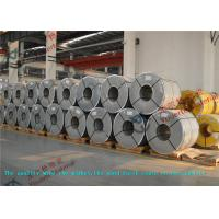 China AS 321 ASTM A240 04Gr18Ni11Ti Cold Rolled Steel Coils Slitting Edge , 0.17mm - 3.0mm Thickness wholesale