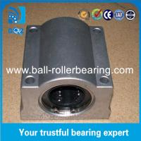 Buy cheap Minimal Friction SCS6UU Linear Ball Bearings , Linear Bearing Block House Units product