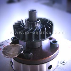 Buy cheap Auto fan motor dynamic balancing machine product