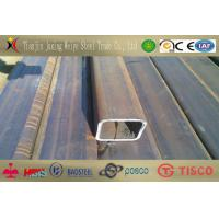 China ASTM A570 ASTM A500 Rectangular Steel Tube , Steel Beams Stainless Steel Tubes on sale