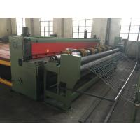 Buy cheap Automatic Gabion Wire Mesh Production Line For Reno Mattress Machine With CE Certificate product