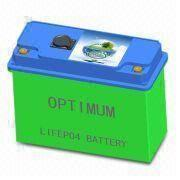 Buy cheap Energy Storage Solar-Charged Battery Pack For Forklift 12v 320mah product
